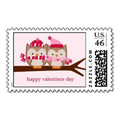 Cute Owl Love You Valentine's Gifts. note that you can change the text in seconds.