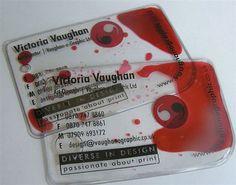 Plasma: 100 (Really) Creative Business Cards | Webdesigner Depot