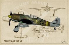 German Fighters - Tommy Anderson Publishing and Photography