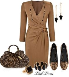 """Animal Print"" by littlelinda03 ❤ liked on Polyvore"