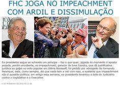 Por Dentro... em Rosa: A trama imundado impeachment de Dilma