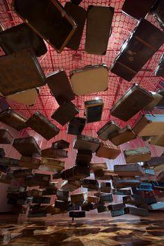 2014   Works   Chiharu Shiota