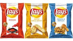 Cast Vote For The Next Flavor of Lay's Chips
