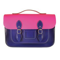 Fab.com | Colorful Leather Bags From Spain