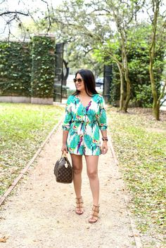 Loving these tropical vibes via @LuxMommyAmanda | All For Color