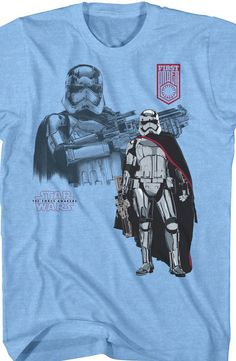 87fb69d79bc35e No Shirt Has More First Order Stormtroopers Than This One Troops