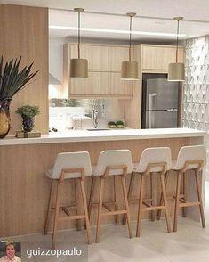 cocinas-pequenas-modernas (4) | Curso de organizacion de hogar aprenda a ser organizado en poco tiempo