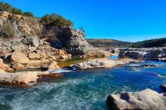 Pedernales Falls State Park. | 35 Gorgeous Photographs From Deep In The Heart Of Texas