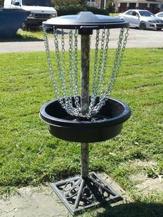Hmmmm…. how many disc golf holes do we need?