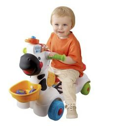 Zebra Scooter For Toddlers Gifts Boys Toys Kids Baby