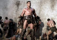 Spartacus Blood and Sand Pictures, Manu Bennett Photos - Photo Gallery: Manu Bennett