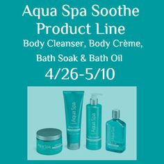 Aqua Spa Soothe Giveaway by Chronically Content:  http://chronicallycontent.com/2014/04/aqua-spa-soothe-collection-giveaway.html