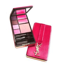 Trusă machiaj Very YSL Pink