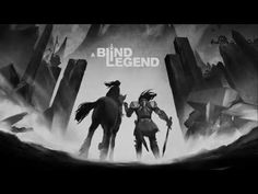 A Blind Legend #Adventure #games | A blind Legend is the first-ever action-adventure game without video - where ears replace eyes! Discover the original, innovative sensory experience of binaural 3D sound. #WildTangent