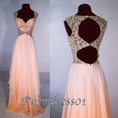 Beautiful hollow out long sweetheart prom dress, open back evening dress for teens, ball gown with straps, 2016 occasion dress from #promdress01 #promdress http://www.promdress01.com/#!product/prd1/4272775015/beautiful-hollow-out-long-sweetheart-prom-dresses
