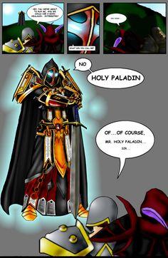 World of Warcraft comic by AlphaWalrus.deviantart.com on @deviantART