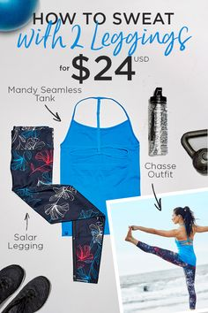 Limited Time Only: Your First 2 Leggings From $24! ☀️ Get Fit For Summer With Fabletics ☀️ #stayfab