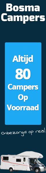 Camper huren? Alle huur campers en kampeerauto's van camperverhuurders