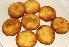 Krumplis pogácsa Hungarian Recipes, Hungarian Food, Nom Nom, Muffin, Food And Drink, Peach, Fruit, Cooking, Breakfast