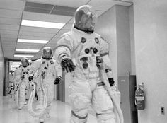Apollo 13 -- 11 April 1970 with Jim Lovell, Fred Haise, and Jack Swigert