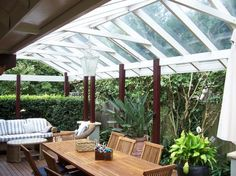 Craig Gibson's Inspiration Board - 10 Pergola Ideas for the Perfect Garden Retreat - Australia | hipages.com.au