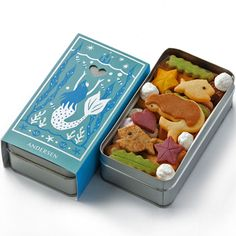 Hans Christian Anderson's The Little Mermaid, as cookies, in a tin!