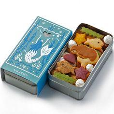 アンデルセン : 童話クッキー 人魚姫の初恋