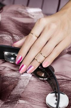 New Orleans by OPI | DesignScape GelColor Nail Art | Lady Marmalade