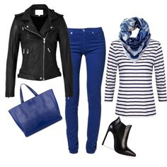 This is me! Everything but the shoes. I'd wear black leather like knee high boots with this. But I love the outfit