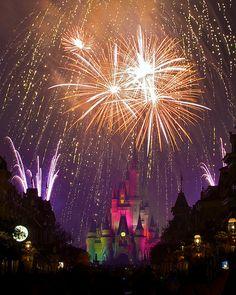 - Cinderella's Castle