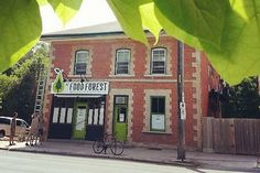 """""""The Food Forest to move into Maggie's Eatery location in downtown Peterborough"""" by Jeannine Taylor // Popular vegan restaurant to hire additional staff to support the new location. Peterborough Ontario, New Community, Vegan Restaurants, Street View, Popular, Live, News, Travel, Food"""