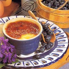 Creme brulée | Receptek | gasztroABC Moscow Mule Mugs, Creme, Tableware, Dinnerware, Dishes
