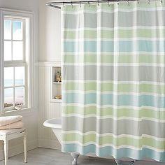 Seabright Shower Curtain