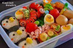 ✿幼稚園の遠足親子お弁当✿