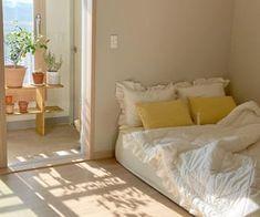 Room Ideas Bedroom, Small Room Bedroom, Bedroom Decor, Pastel Room, Minimalist Room, Aesthetic Room Decor, Cozy Room, Pretty Room, Dream Rooms