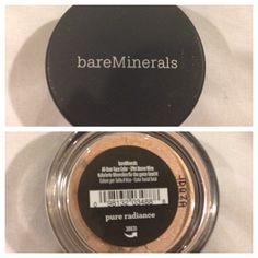 Bare minerals mini all over face color in pure radiance