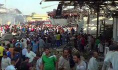 Atentat me bombë në Bagdad, 58 viktima