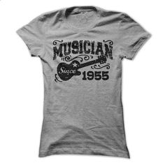 Musician Since 1955 - #tshirt sayings #hipster sweater. GET YOURS => https://www.sunfrog.com/LifeStyle/Musician-Since-1955-3qt3.html?68278