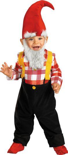 cutest little gnome costume