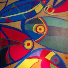 Cardumen Acrilico sobre tela #argentinaig #art #argentina_ig #artfire #argentina #artvillage  #arteñero #arthistory #arte #artlover #artist #gallery #decorcriative #acrilico #design_art #dubaigallery #decor #painting #contemporary #color #creatividad #homedecoration #home #homeinterior #modernism #modern #popyacolour #acrilic #expressionism #modernart