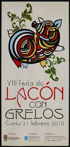 Festa do Lacón con Grelos de Cuntis. Coñécela?