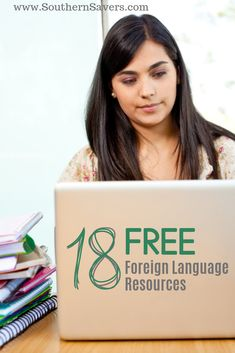 It& never too late to teach an old dog new tricks. These free foreign language resources will help you learn a new language or brush up on an old one! via Southern Savers - Jenny firstlanguage German Language Learning, First Language, Learn A New Language, Foreign Language, Learning Italian, Learning Arabic, French Lessons, Spanish Lessons, Teaching French