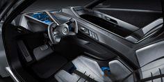 Volkswagen Golf GTE Sport Concept Interior
