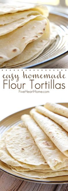 Low Carb Recipes To The Prism Weight Reduction Program Easy Homemade Flour Tortillas Soft And Tender Homemade Tortillas Are Deliciously Versatile And Surprisingly Easy To Make With Just A Few Simple Ingredients Homemade Flour Tortillas, Making Tortillas, Comida Latina, Cooking Recipes, Healthy Recipes, Kitchen Recipes, Crockpot Recipes, Cooking Tips, Vegetarian Recipes