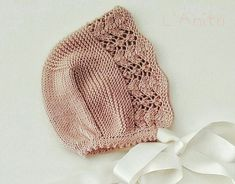 Mixed Baby Knitting Patterns – – Join the world of pin Baby Hats Knitting, Crochet Baby Hats, Knitting For Kids, Crochet For Kids, Baby Knitting Patterns, Hand Knitting, Knitted Hats, Knit Crochet, Crochet Patterns