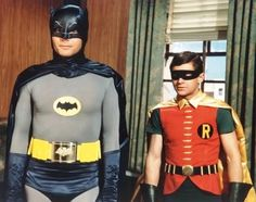 BATMAN 60's TV
