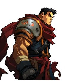 "Gamekyo : Blog : ""Battlechasers: Nightwar"" infos et images du jeu de Joe Madureira"