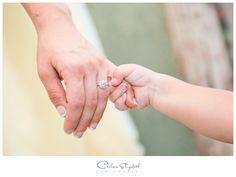 Mother - Daughter Wedding Picture | Diamond Engagement Ring | Camarillo Ranch House - Camarillo, Ca | By: Chelsea Elizabeth Photography | chelseaelizabeth.com