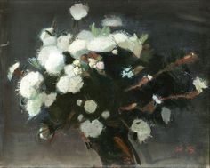 Marsh Flowers, 1903 by Helene Schjerfbeck (1862-1946)