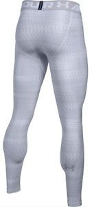 Under Armour Men's Heatgear Armour Printed Compression Tights 1289578 Small